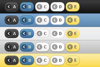 Graficky velice vydařeně ostylované prvky – třikrát sláva CSS3.