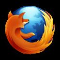 Logo prohlížeče Firefox for Android