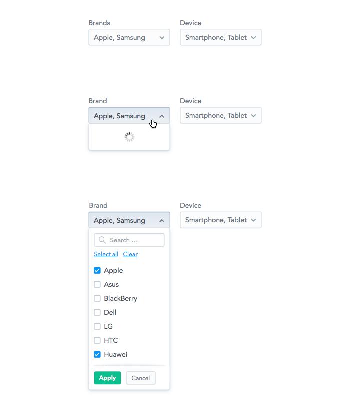 Při další interakci sjiž použitým filtrem hodnoty raději opět načtu. Co když mezitím došlo knějaké změně?